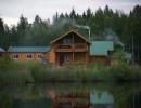 Рыболовно охотничья база-клуб Hunter Paradise.  Рыбалка в Карелии.