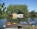 Рыболовная база Остров Колочный. Рыбалка на Волге.
