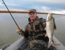 Рыболовная база Восток. Рыбалка в дельте Волги.