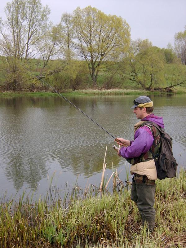 рыбалка в тульской калужской области