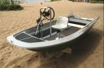 Лодка, пластиковая