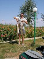 Волга. Рыбалка.