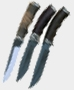 - Ножи туристические