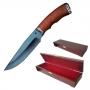 Нож Горностай, булат