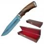 Нож Охотник, булат