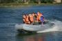 Надувная моторная лодка Касатка-335