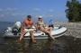 Надувная моторная лодка Касатка-365