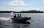 Надувная моторная лодка Посейдон-480