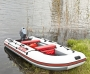 Моторная лодка Sirius-335 Ultra