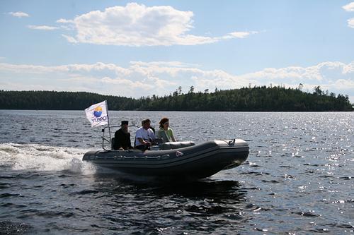 совдеповская лодка