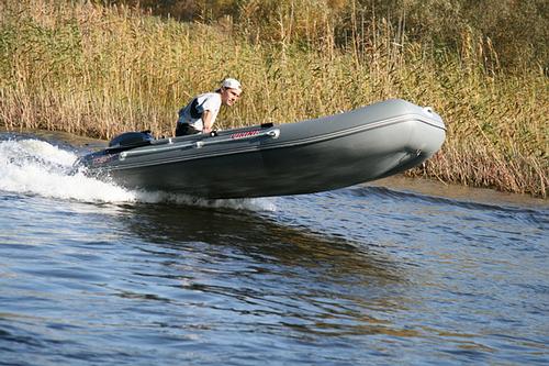 викинг340 лодка